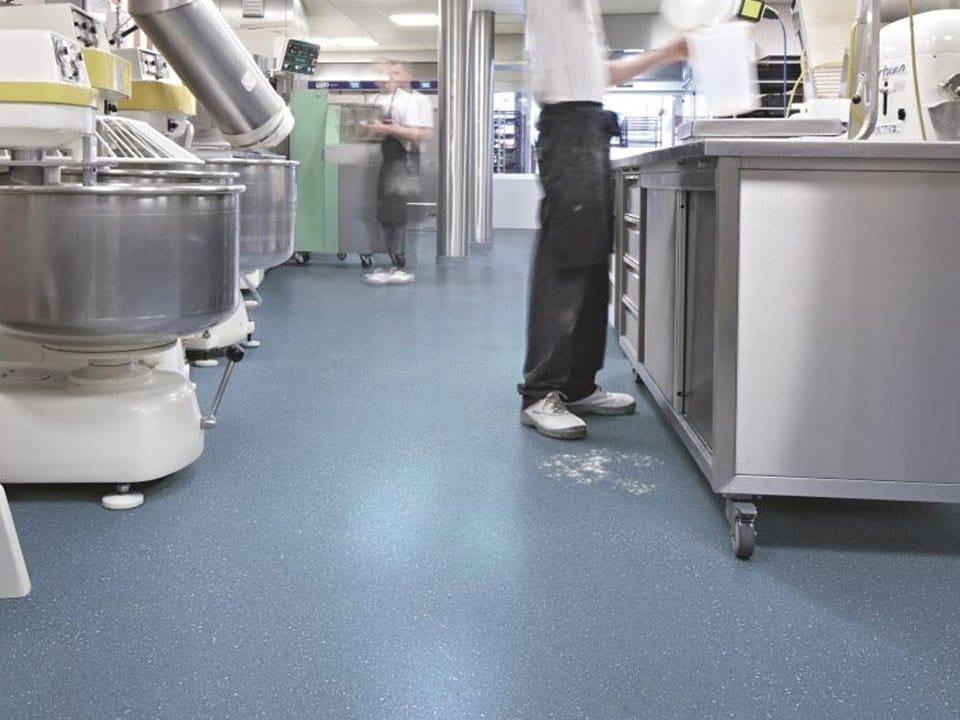 Commercial Kitchen Flooring in Birmingham  Antislip