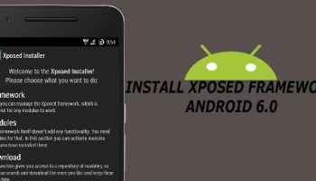 Download Xposed for Samsung Devices (Marshmallow/Lollipop)