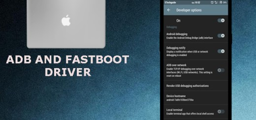 Setup ADB and Fastboot on Mac