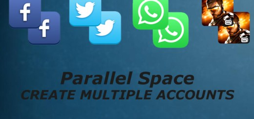 Download Parallel Space Android App