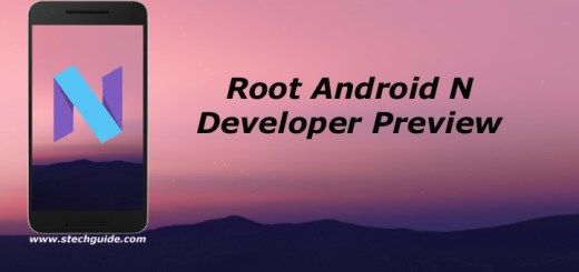 Root Android N Developer Preview with CF Auto Root