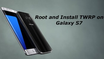 Install TWRP Recovery and Root Galaxy S7 Edge (SM-G935F)