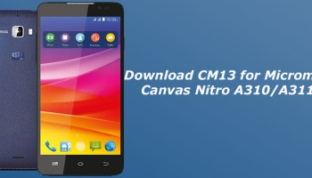 Download CM13 ROM For Micromax Canvas Hue AQ5000