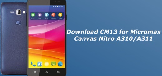 CM13 ROM for Micromax A311