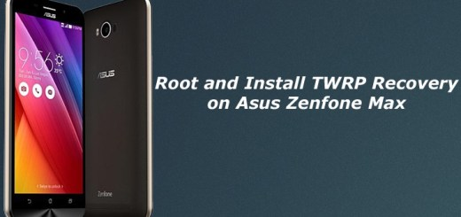 Root and Install TWRP Recovery on Asus Zenfone Max