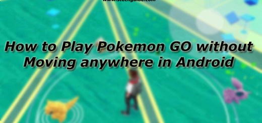How to Play Pokemon GO without Moving in Android