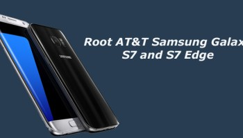 Download Samsung Galaxy S7 and S7 Edge USB Drivers