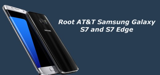 Root AT&T Samsung Galaxy S7 and S7 Edge