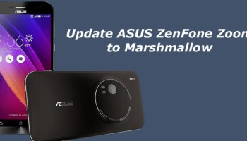 How to Update ASUS ZenFone Max to Marshmallow Manually