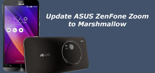Update ASUS ZenFone Zoom to Marshmallow