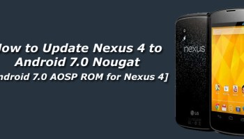 List of Android Phones getting Android 7 0 Nougat Update