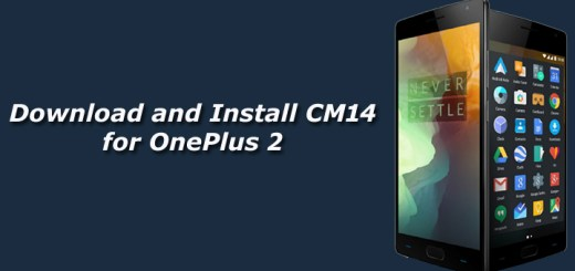 Download and Install Unofficial CM14 for OnePlus 2