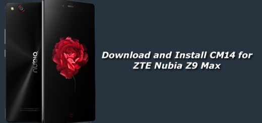 Download and Install Unofficial CM14 for ZTE Nubia Z9 Max