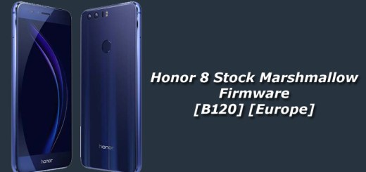 Download Honor 8 Stock Marshmallow Firmware [B120] [Europe]