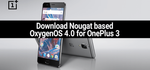 OxygenOS 4.0 for OnePlus 3