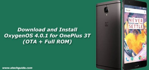 OxygenOS 4.0.1 OTA Update for OnePlus 3T