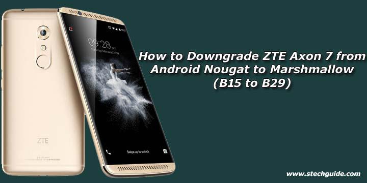 Downgrade Firmware Zte Mf90