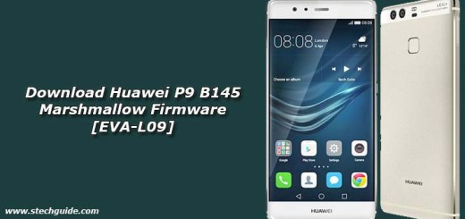 Download Huawei P9 B145 Marshmallow Firmware [EVA-L09]