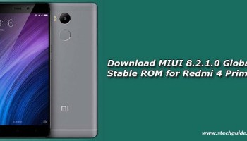 Download MIUI 8 2 1 0 Global Stable ROM for Redmi Note Prime