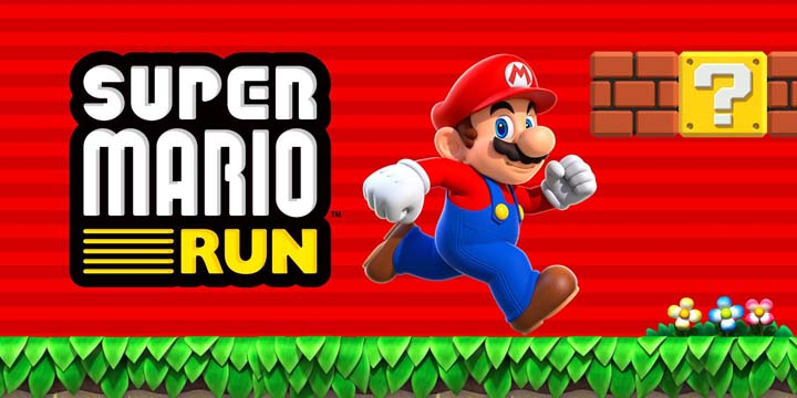 Download Super Mario Run App for Android Phones