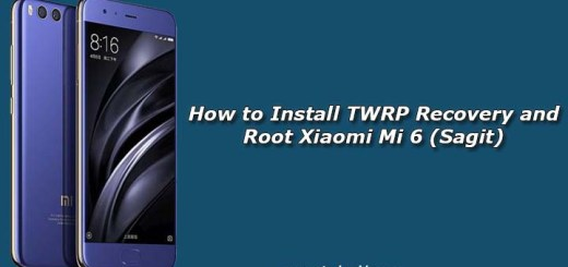 How to Install TWRP Recovery and Root Xiaomi Mi 6 (Sagit)