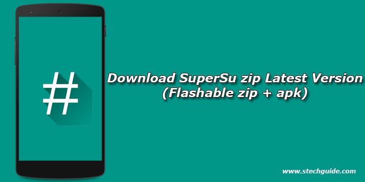 download superuser.zip android