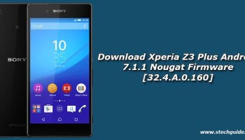 Download Xperia Z5 Android 7 1 1 Nougat Firmware [32 4 A 0 160]