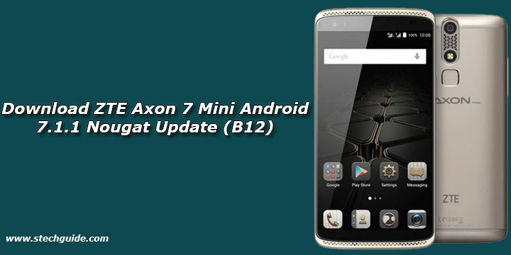PRO- portable zte axon 7 update was