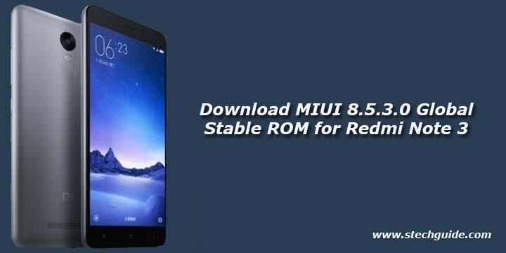 download redmi note 3 - photo #1