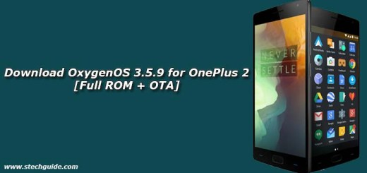Download OxygenOS 3.5.9 for OnePlus 2 [Full ROM + OTA]