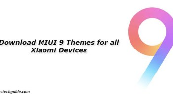 Download Xiaomi Mi 6 Theme for all Xiaomi Devices [Official