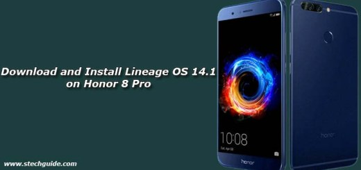 Download and Install Lineage OS 14.1 on Honor 8 Pro