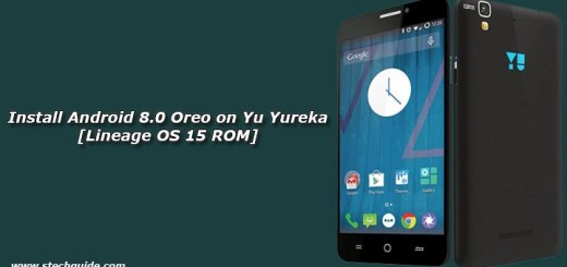 Install Android 8.0 Oreo on Yu Yureka [Lineage OS 15 ROM]