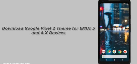 Download Google Pixel 2 Theme for EMUI 5 and 4.X Devices