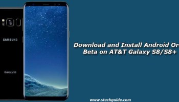 How to Install Android Oreo on Samsung Galaxy S8/S8+ (Exynos)