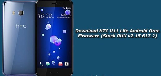 Download HTC U11 Life Android Oreo Firmware (Stock RUU v2.15.617.2)