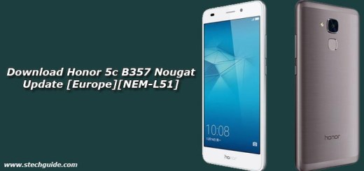 Download Honor 5c B357 Nougat Update [Europe][NEM-L51]