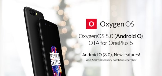 Download Oreo based OxygenOS 5.0 update for OnePlus 5