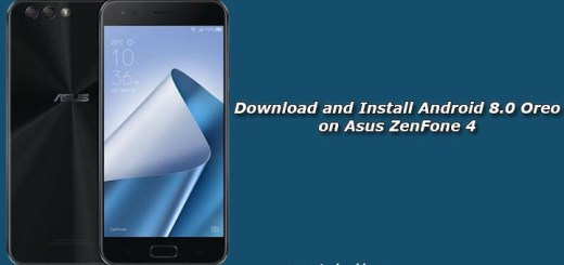 Download and Install Android 8.0 Oreo on Asus ZenFone 4