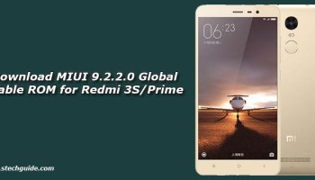 Download MIUI 9 2 2 0 Global Stable ROM for MI 3/Mi 4