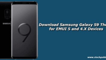 Download Galaxy S8 Theme for EMUI 5 0 and 4 X Devices