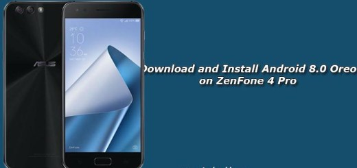 Download and Install Android 8.0 Oreo on ZenFone 4 Pro