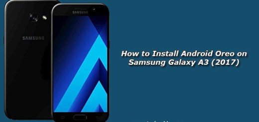 How to Install Android Oreo on Samsung Galaxy A3 (2017)