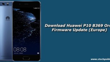 Download Honor 9 B369 Android 8 0 Oreo Firmware (Europe)