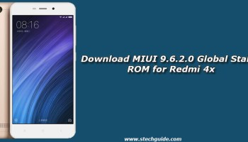 Download MIUI 9 6 2 0 Global Stable ROM for Redmi 5A