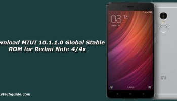 Download MIUI 10 1 1 0 Global Stable ROM for Redmi Note 3