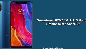 Download MIUI 10 1 1 0 Global Stable ROM for Mi Max