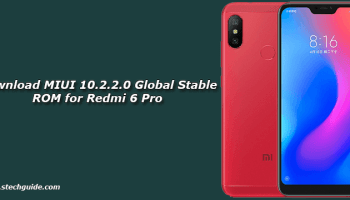 Download MIUI 10 2 2 0 Global Stable ROM for Redmi Note 6 Pro