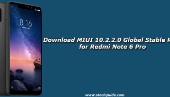 Download MIUI 10 2 2 0 Global Stable ROM for Redmi Note 5 Pro