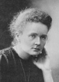 마리 퀴리. 1934~1867